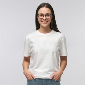 T-shirt bio manches courtes femme