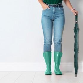 Grand parapluie golf tempête 100% PET recyclé