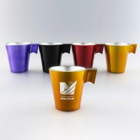 Set de tasse expresso en matériau recyclé made in France